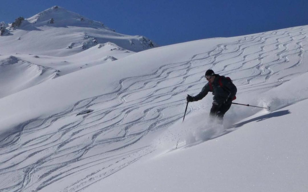 Day of introduction to the Ski-mountaineering Season